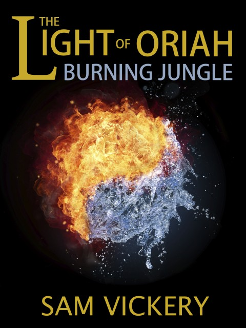The Light of Oriah - Burning Jungle
