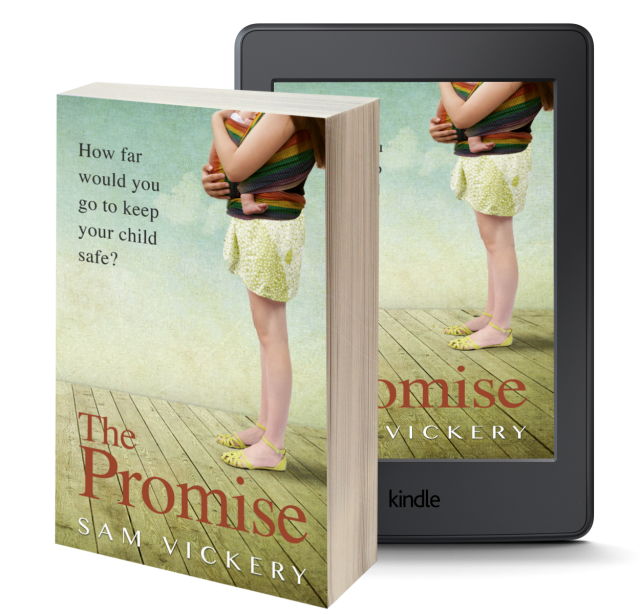 Paperback and kindle Promise